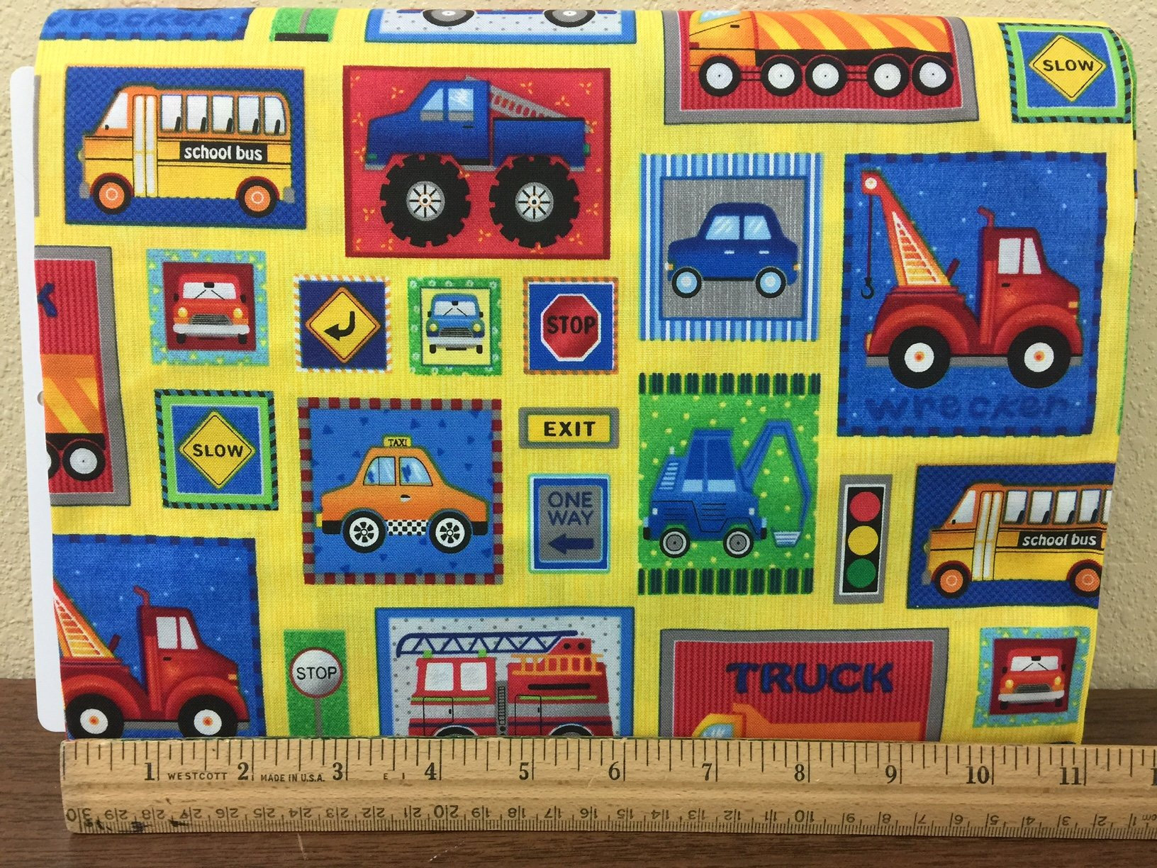 Truck Stop Car Patch