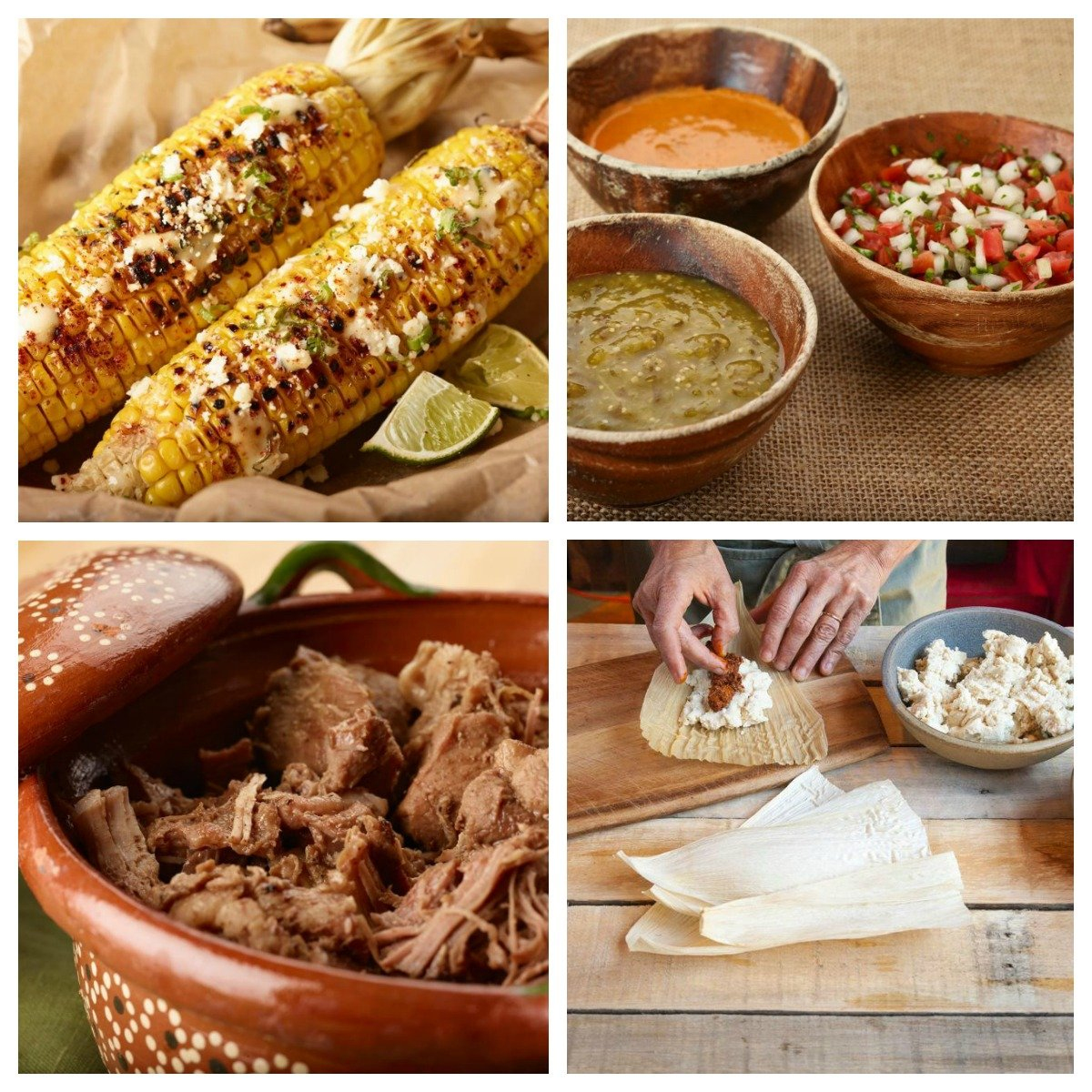 Craftsy celebrates Cinco de Mayo with Mexican and Latin Comfort Foods!