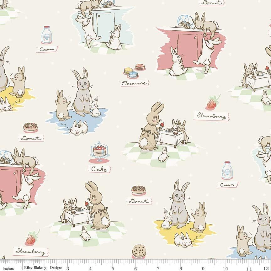 Bunnies & Cream Main Cream
