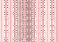 Basically Hugs Pink Stripe