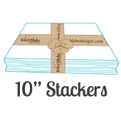Comfort and Joy - 10-inch Stackers 10-6260-42