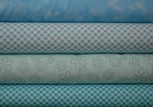 Aqua Fabric Bundle