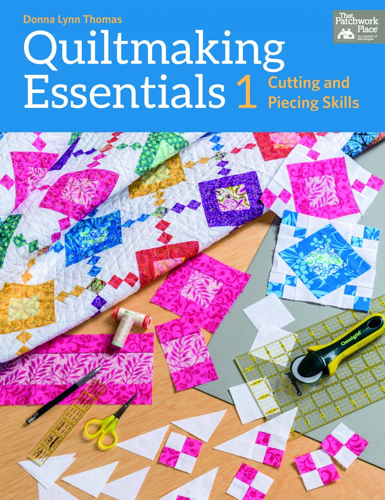 Quilting Making Essentials 1