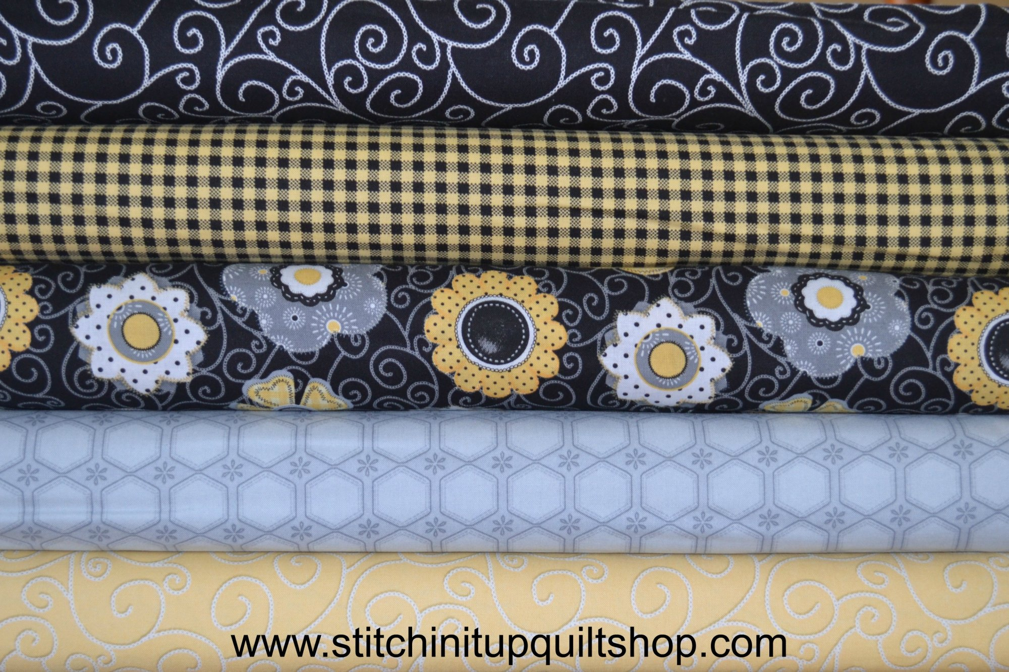 Sew Bee It Half Yard Bundle