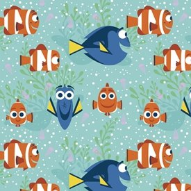Finding Dory Fabric!