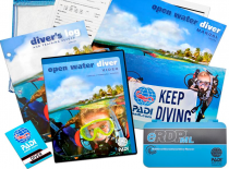 PADI Books and DVD