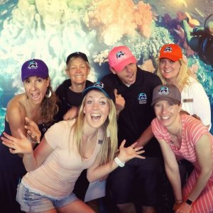 The One World Dive & Travel Crew