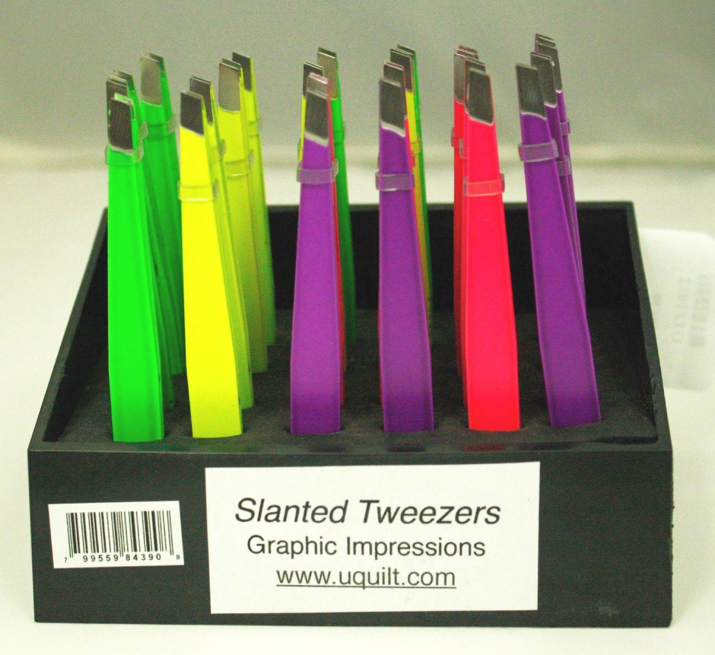 Tweezers Neon