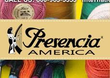 Presencia America Perlé Cotton