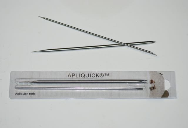 Apliquick Applique Tool (Rods only)