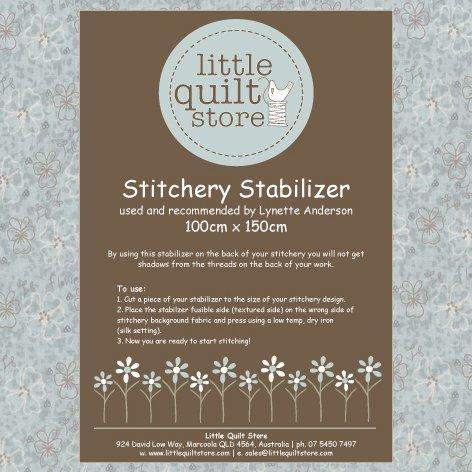 Stitchery Stabilizer 100cm