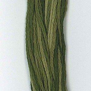 Valdani Thread O519 Green Olive