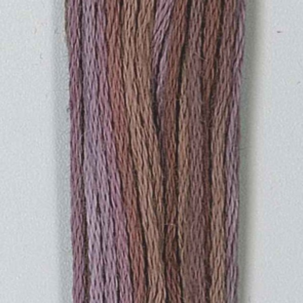 Valdani Thread P10 Antique Violet
