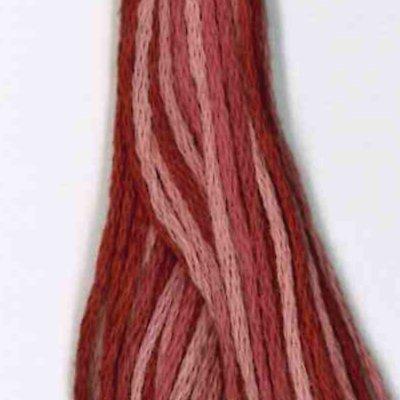 Valdani Thread P8 Old Rose