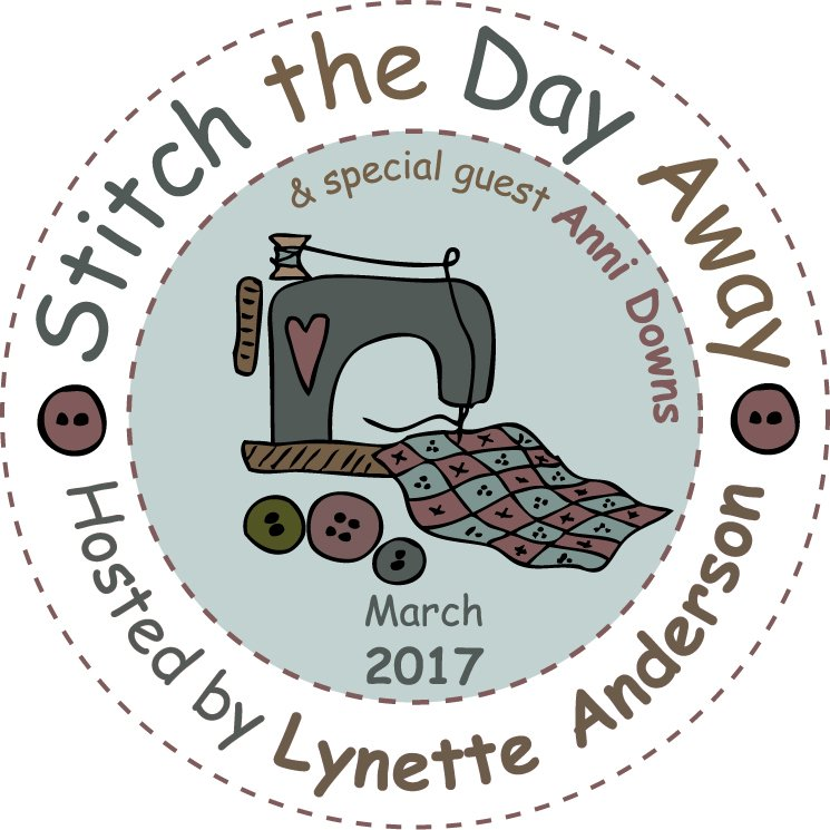 Stitch The Day Away Australia - Anni Downs - March 2017