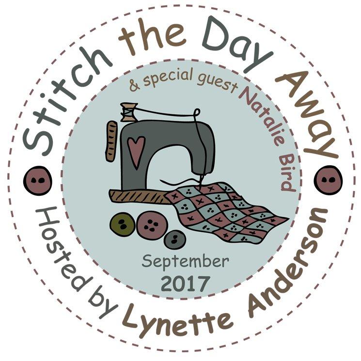 Stitch The Day Away Australia - Natalie Bird - September 2017
