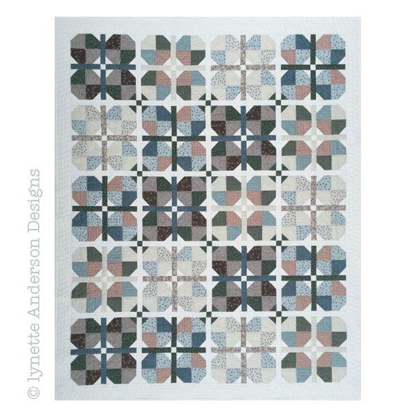 Garden Maze - pattern