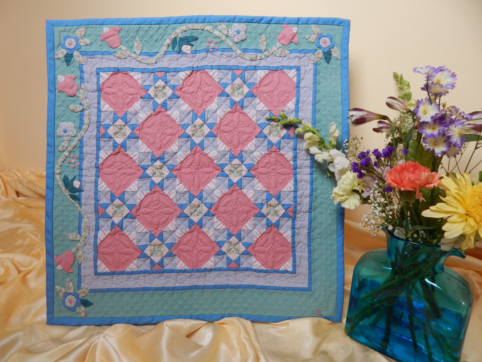 My Ohio Garden Quilt Pattern