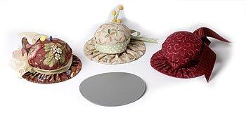 Hat Pincushion pattern