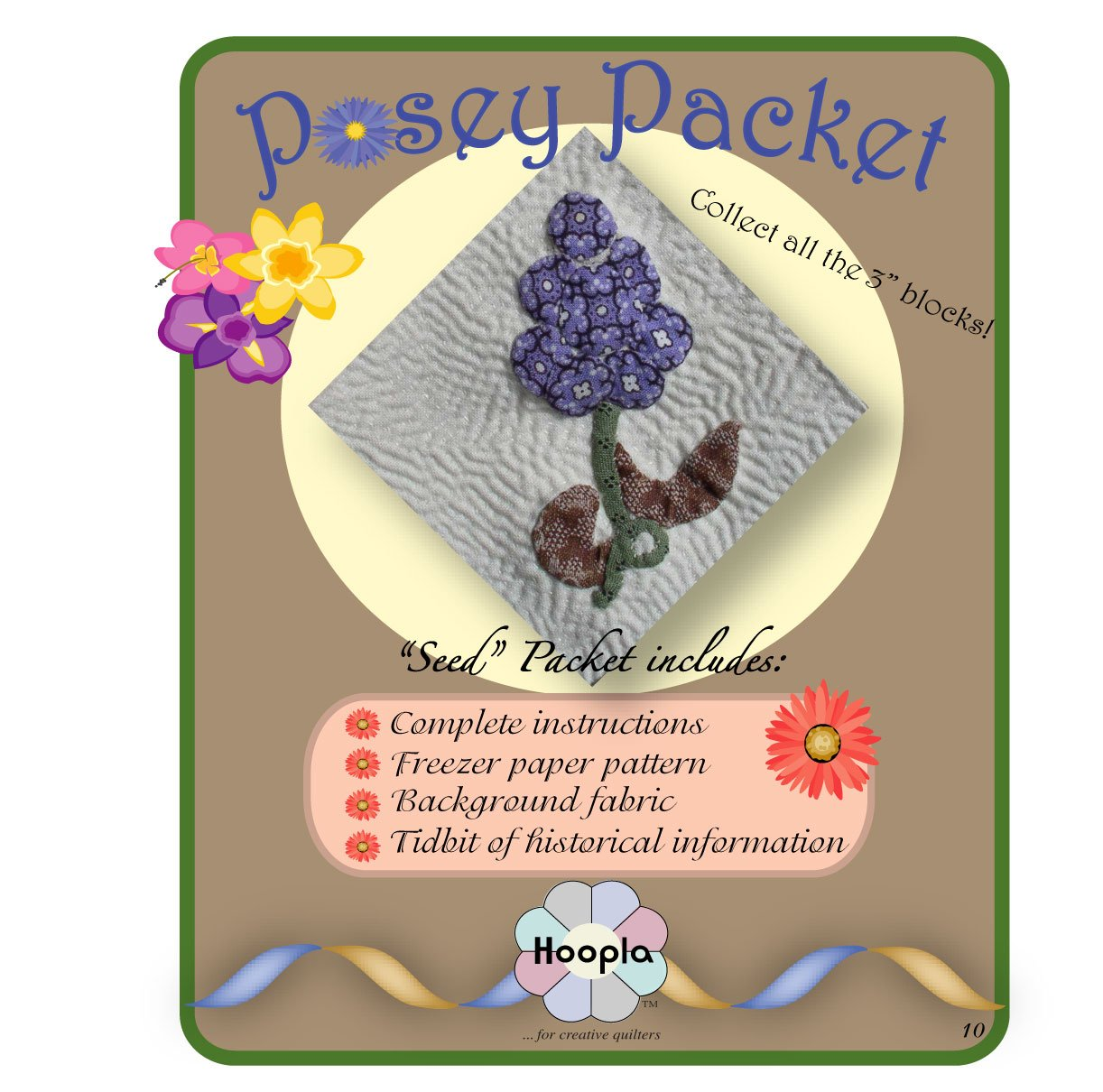 Posey Packet 10