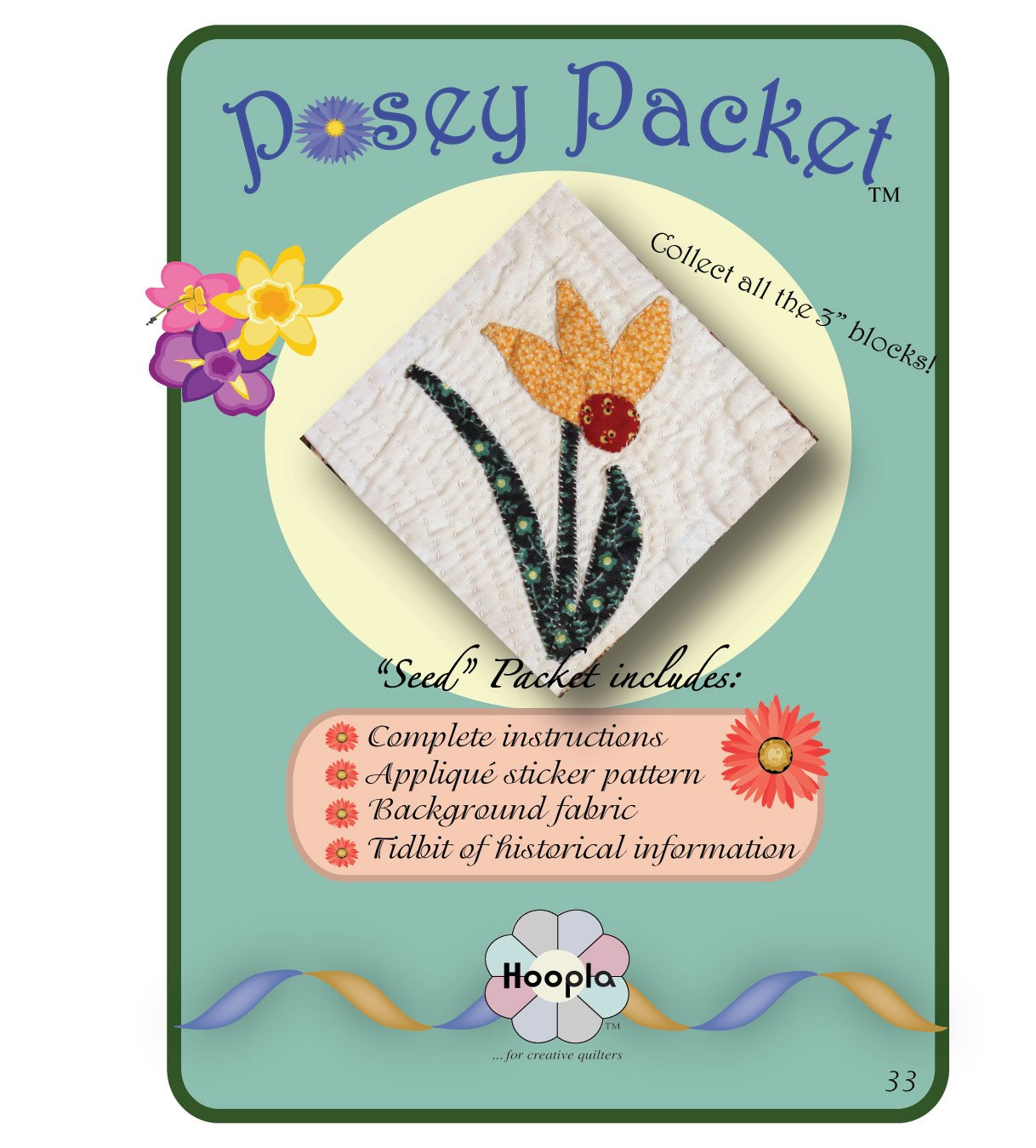 Posey Packet 33