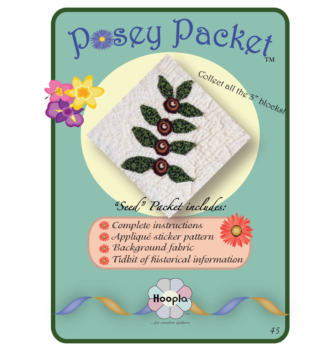 Posey Packet 45