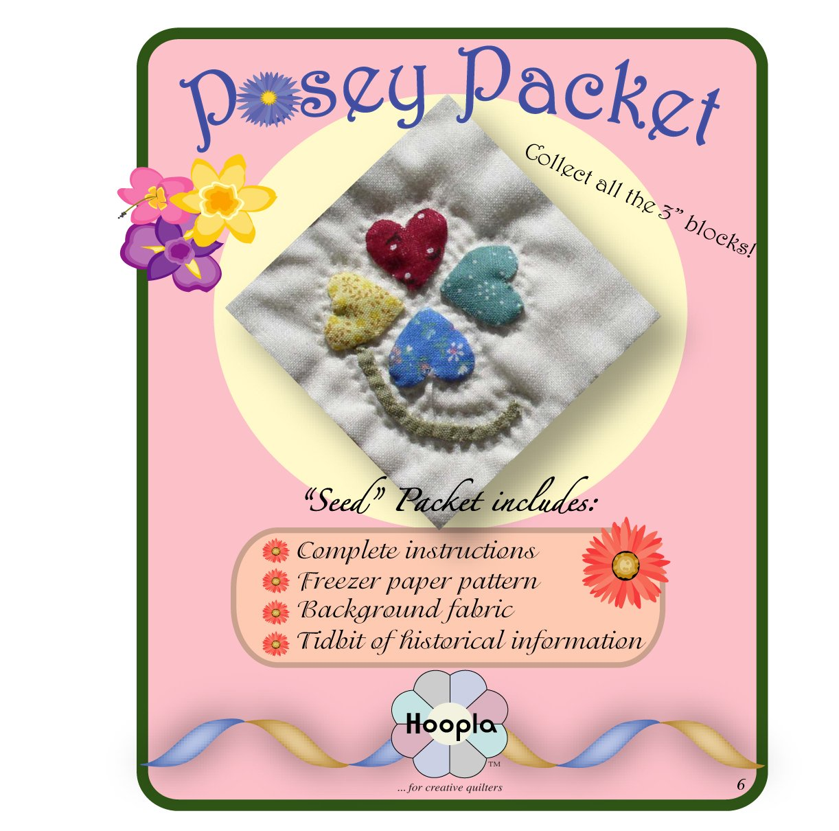 Posey Packet 6