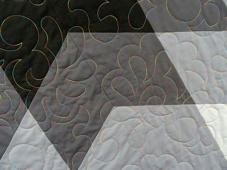 gravity quilting