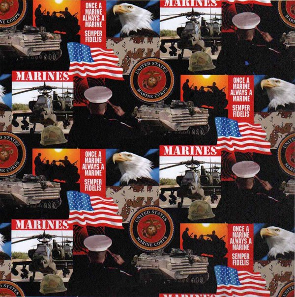 Sykel-Military Cotton 021M  Marines