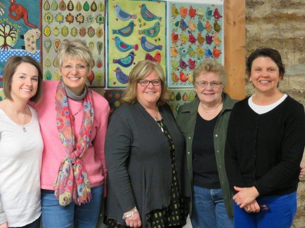 All in Stitches Staff with Sue Spargo