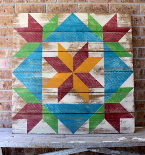 How To Make A Barn Quilt