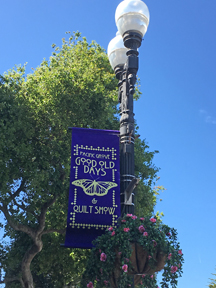 New Banners generously donated to PG