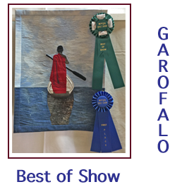 Garofalo Wins Best of Show