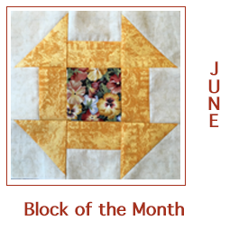 Block of the Month Churn Dash