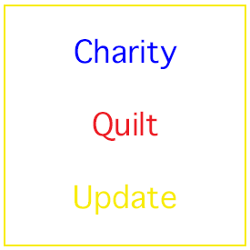 Charity Quilt Update for October