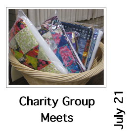 Charity Quilt Friendship Group