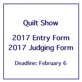 Quilt Show Entry Forms