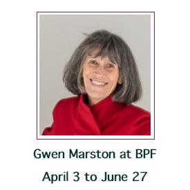 Gwen Marston photograph