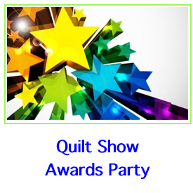 Quilt Show Awards Party 2017