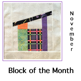 November Block of the Month