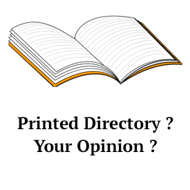 Do you want a printed directory
