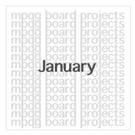 January Board Projects