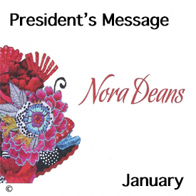 President's Message for January