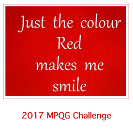 Touch of Red, 2017 Guild Challenge