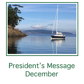 President's Message for December