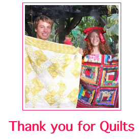 Thank you for soberonous quilts