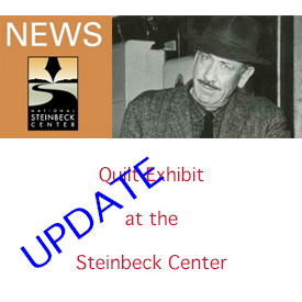 Steinbeck Center artwork