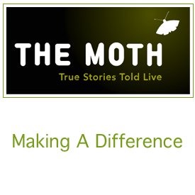 Making a Difference on Moth Radio