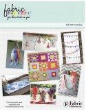 Fabric Palette Catalog Fall 2017