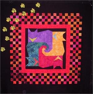 Back Porch Quilting Templates : My Cat Walks All Over Me